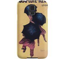 Leonetto Cappiello Affiche Parapluies Revel Samsung Galaxy Case/Skin