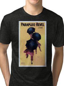 Leonetto Cappiello Affiche Parapluies Revel Tri-blend T-Shirt