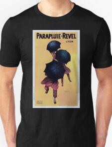 Leonetto Cappiello Affiche Parapluies Revel T-Shirt