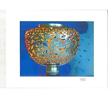 """Mineral art """"Underwater Dreams"""" graces the DVD cover. Photographic Print"""