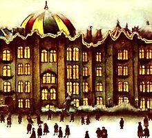 Winter by Marianna Venczak