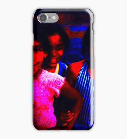 Brooklyn Trio iPhone Case/Skin