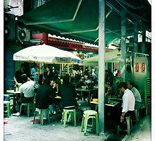 Street Eats by robigeehk