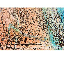 Shimmering Photographic Print