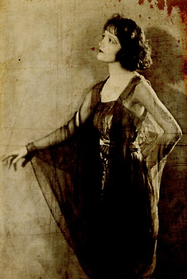 Constance Talmadge by garts
