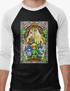 The Legend of Zelda: Wind Waker Men's Baseball ¾ T-Shirt