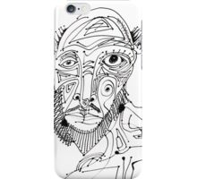 Grizzled iPhone Case/Skin