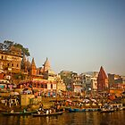 Varanasi, India by Kelly McGill