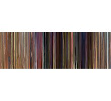 Moviebarcode: Toy Story (1995) Photographic Print