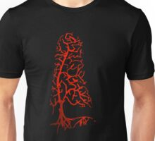 tree veins hand drawn art Unisex T-Shirt