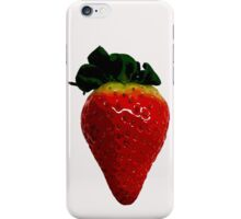 Delicious strawberry iPhone Case/Skin