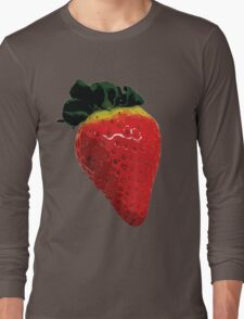 Delicious strawberry Long Sleeve T-Shirt