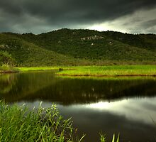Inland Lake by Lincoln Stevens