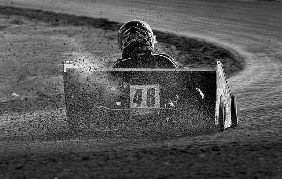 Jake at Speed by Lloyd  Armstrong
