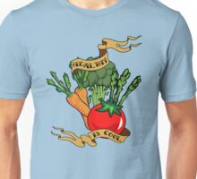 Healthy is Cool Unisex T-Shirt