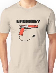 Take Upgrade?  Unisex T-Shirt