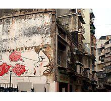 Street Life Photographic Print
