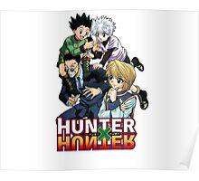 Team - Hunter x Hunter Poster