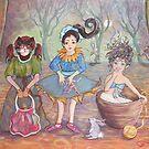 Childhood Stage by Deborah Conroy