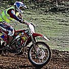 Motor Cross by Chris Tait