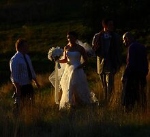Evening Wedding by rogerlloyd