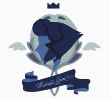 Lapis Lazuli - Mirror Gem Kids Tee
