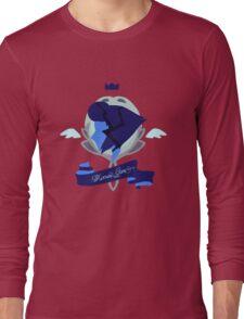 Lapis Lazuli - Mirror Gem Long Sleeve T-Shirt