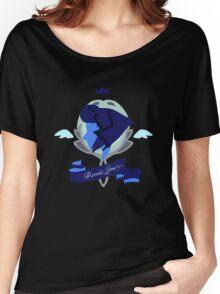 Lapis Lazuli - Mirror Gem Women's Relaxed Fit T-Shirt