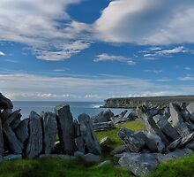 through the stones.. by Michelle McMahon