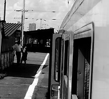 11:04 AM - Railway station by Silje Schanche