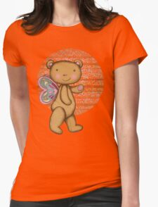 Love Bear Womens Fitted T-Shirt