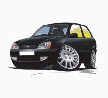 Ford Fiesta Mk5 Black Edition by Richard Yeomans