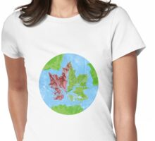 natural world Womens Fitted T-Shirt