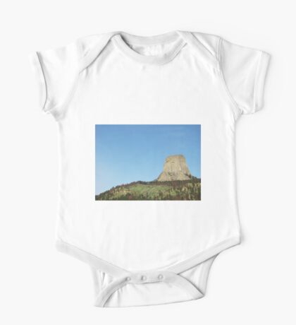 Devils Tower One Piece - Short Sleeve