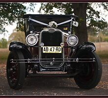 Vintage Ford by Odille Esmonde-Morgan