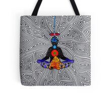 Psychedelic meditiation  Tote Bag