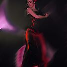 Spanish Dancer by Jeff Burgess