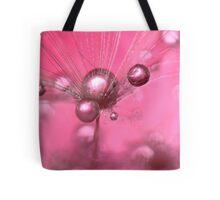 Dandy Rose Drops Tote Bag