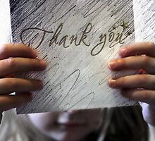 Thank you by SquarePeg