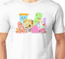 Everybody draws! Unisex T-Shirt