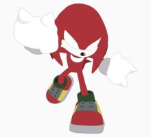 Knuckles the Echidna One Piece - Long Sleeve
