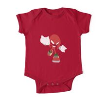 Knuckles the Echidna One Piece - Short Sleeve