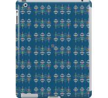 """Large Hadron Colliders - BLUE""© iPad Case/Skin"