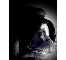 Shadows and Mink Photographic Print