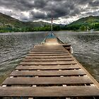 The Jetty by Peter Davies