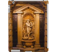 Reliefs from the Renaissance period in Milan, ITALY iPad Case/Skin
