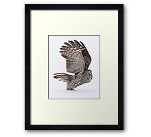 Proceed to runway for take off Framed Print
