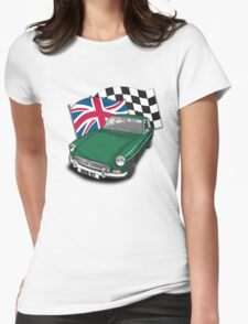 MGB-GT Womens Fitted T-Shirt
