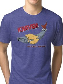 Kraven the Krill Hunter Tri-blend T-Shirt