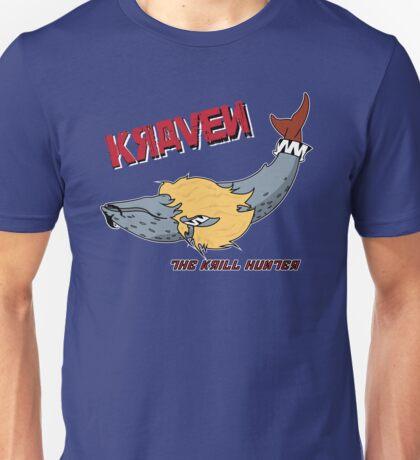 Kraven the Krill Hunter Unisex T-Shirt